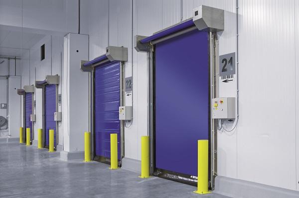 Dynaco M2 Freezer & Dynaco M2 Freezer - High Speed Doors